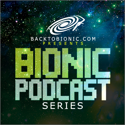 BIONIC PODCAST series Back to Bionic electronic electro techno bass music underground electro blog BACK TO BIONIC  about