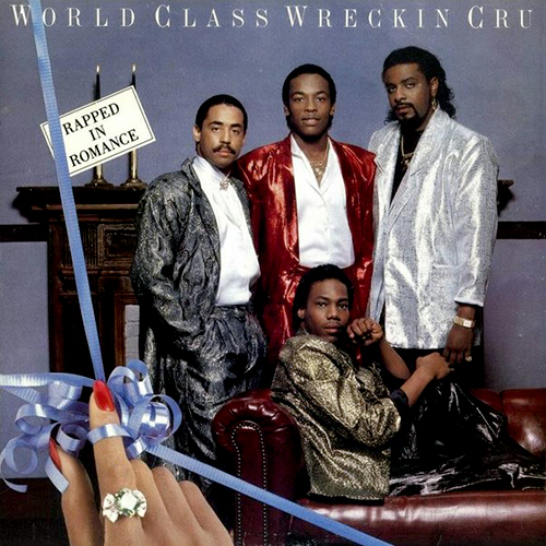 World Class Wreckin Cru - Rapped In Romance - Epic Records - Electrorap - Electrofunk - 1986