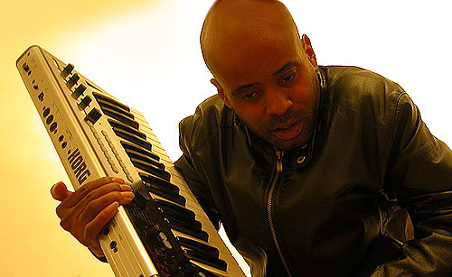 JUAN ATKINS in the mix - Model 500 - Cybotron