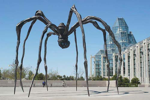 louise bourgeois maman Tribute to LOUISE BOURGEOIS visual art blog