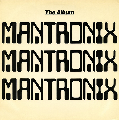 back to bionic MANTRONIX Mantronix album Hip hop rap electro funk electrorap classic MANTRONIX : « Bassline » Video Clip
