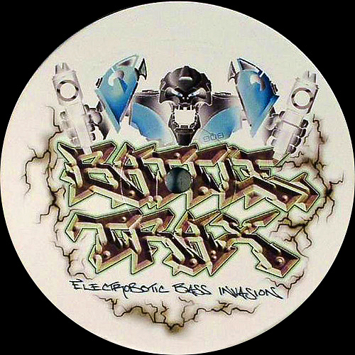 THE DEXORCIST - Battle Cry EP - BATTLE TRAX Records - Electro Breaks