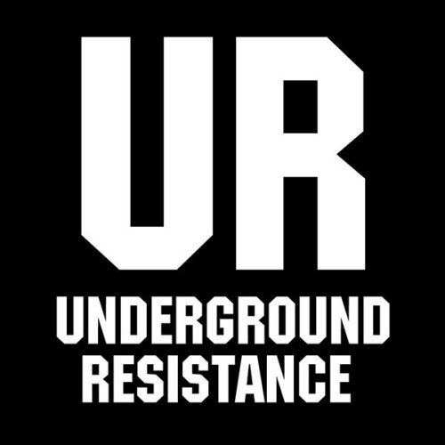 back to bionic UNDERGROUND RESISTANCE DETROIT electro techno label classic Water Walker