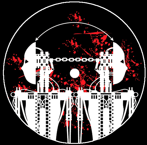 GOSUB - The Future Is Enslaved EP -Point-onne recordings - Electro Bass - Miami Bass