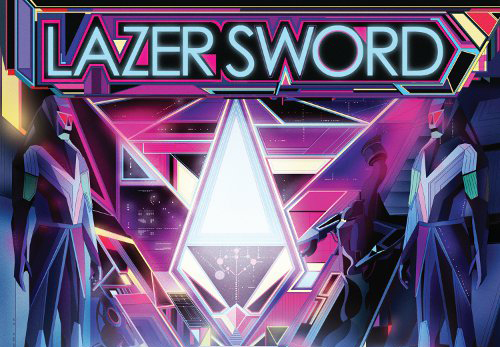 Lazer Sword debut album lando kal low limit Innovative Leisure bass music New release on INNOVATIVE LEISURE :  The LAZER SWORD eponymous debut album music reviews blog