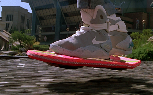 back to future - skateboard - nike - street style