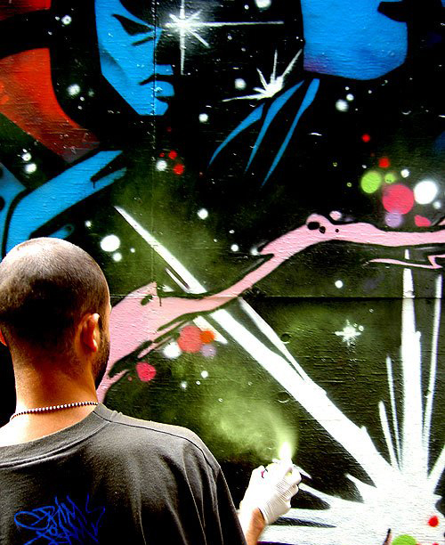 pro gt ub focus graffiti 1 Graffiti – Writing Focus Part 06 : PRO 176 [Paris] visual art blog