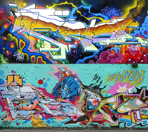 pro gt ub focus graffiti 3 Graffiti – Writing Focus Part 06 : PRO 176 [Paris] visual art blog