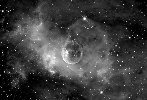 Bubble Nebula - Dark Electro  Blog - Underground