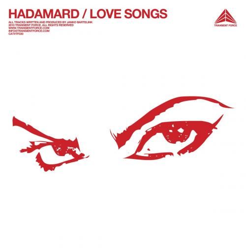 HADAMARD - Love songs - cover