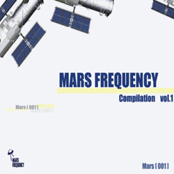mars frequency compilation 1 electro free cover The New label MARS FREQUENCY launches its 1st Compilation music reviews blog