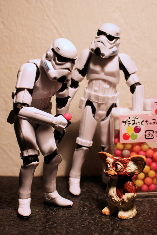 back to bionic Are you sure its a good idea stormtroopers365 STORMTROOPERS 365