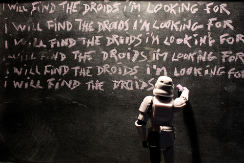 back to bionic I will find the droid stormtroopers365 STORMTROOPERS 365