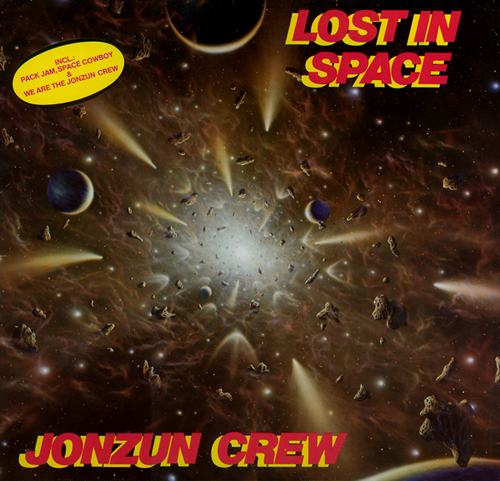 JONZUN CREW - Lost in place Cover