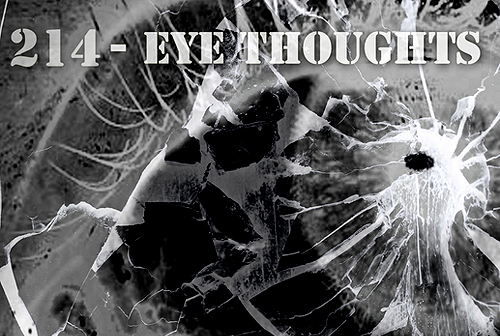214 chris 214 eye thoughts ep outside recordings electro idm review New Release on OUTSIDE RECORDINGS : 214 « Eye Thoughts » EP music reviews blog