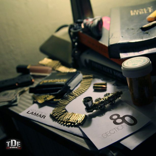 back to bionic kendrick lamar section80 album electro dubstep 4AD cover RECOMMENDATIONS  of  ELECTRO music  released in 2011