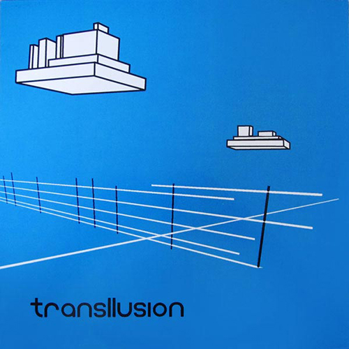 TRANSLLUSION - The Opening Of The Cerebral Gate - album - cover - Detroit electro techno - Drexciya Storm 2 [JAMES STINSON / Drexciya - The Other People Place]