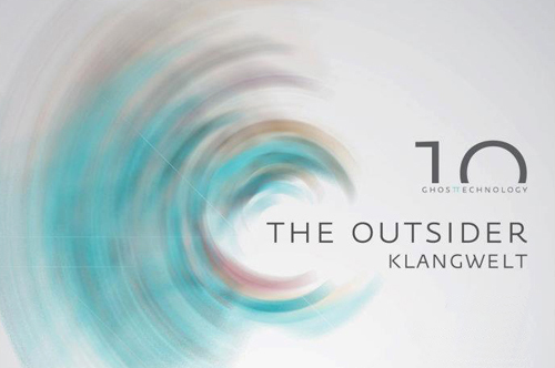 back to bionic THE OUTSIDER KLANGWELT album electronic music review Ghost Technology New Release on GHOST TECHNOLOGY : THE OUTSIDER « KlangWelt » Album