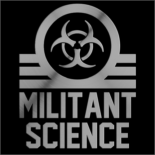 ALI BERGER - Scattergun ep - MSIA043 - Militant Science - Usa to Uk - Drum-n-Bass - Electro Bass