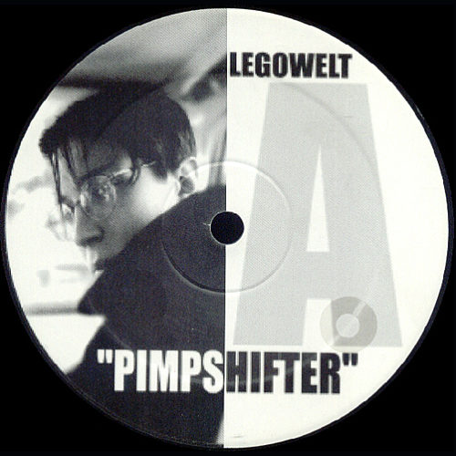 LEGOWELT - PIMPSHIFTER - cover - ep - Bunker Records - electronic music  -bass