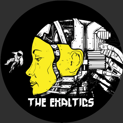 back to bionic THE EXALTICS THEY ARRIVE ep vinyl cover creme organization holland dark electro RECOMMENDATIONS  of  ELECTRO music  released in 2011