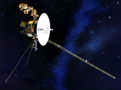 back to bionic VOYAGER 2 probe space nasa electro bass music paul blackford SPACEY Tune by PAUL BLACKFORD