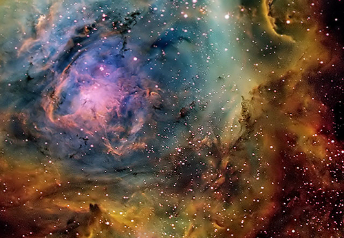 space is the home of electro music