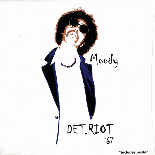 back to bionic MOODY DET.RIOT 67 cover vinyl MOODYMANN detroit house X RATED Part 13 : MOODYMANN