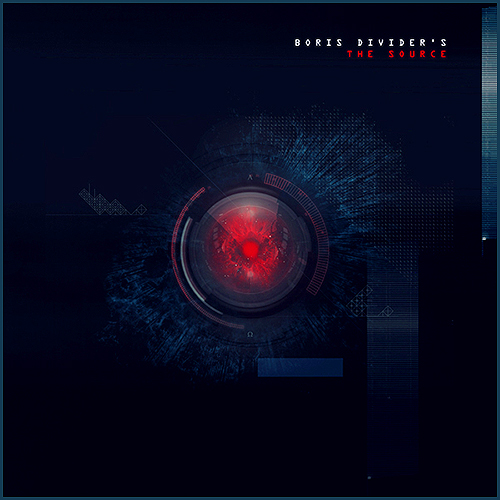 BORIS DIVIDER - The Source album - Drivecom - electro ambient - electro bass