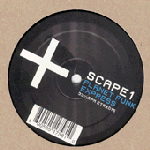 SCAPE ONE  -  Planet Funk Express Journeys - 3-4  EP - vinyl - Electrix Records - UK Electro