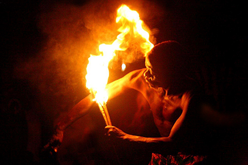 Fire dance - Tribe - Electro Techno Trance music