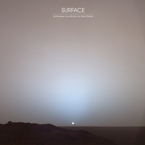 Boris Divider - Surface - Cover - EP - Electronic