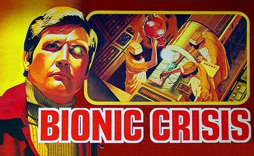 back to bionic BIONIC CRISIS Back To Bionic electro blog Accelerated Funk !
