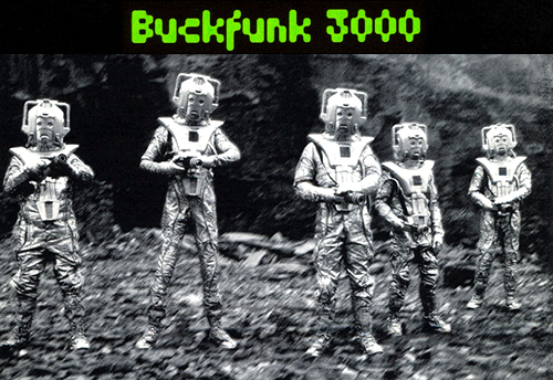 back to bionic BUCKFUNK 3000 Electro Break Broken Beat Accelerated Funk SI BEGG FunkBwithU