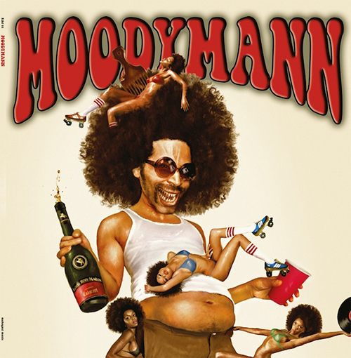 Kenneth Dixon Jr. - MOODYMANN - Album - 2014 - Soul - Funk - House  Music - Detroit - KDJ - Vinyl