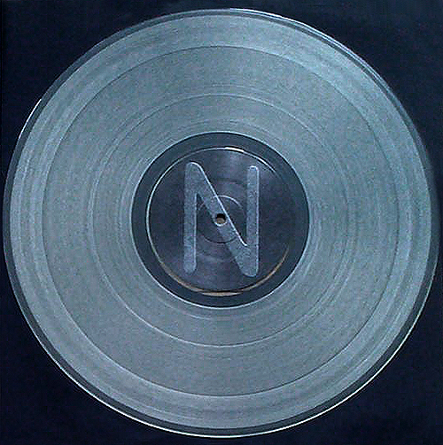 back to bionic NRSB 11 Commodified album vinyl electro SHADOW CORP