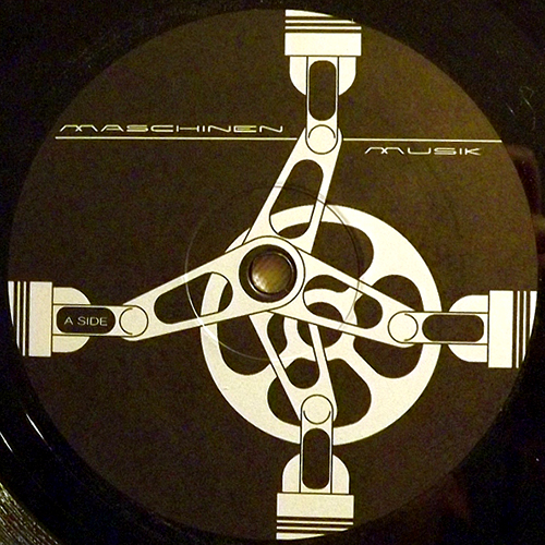 DR SCHMIDT - Untitled EP - MASCHINEN MUSIK - Broken - Electro Break