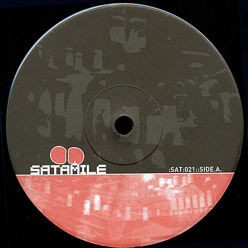 EXZAKT - Second Wave EP - Vinyl -  SATAMILE Records - Industrial - Electro Break - Miami Bass