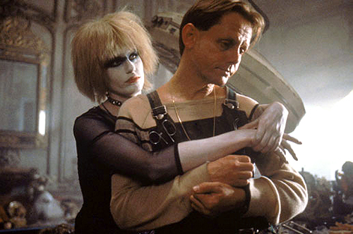 back to bionic LOVE MACHINES Biorobotic Android Dystopia TechNoir Blade Runner 1982 ...Ich bin meine Maschine