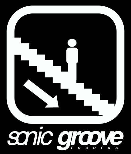 back to bionic SONIC GROOVE RECORDS Industrial Techno EBM New York Berlin Label1 FAT Track by ADAM X ‎