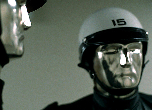 back to bionic THX 1138 CYBERPUNK Film WE ARE BACK