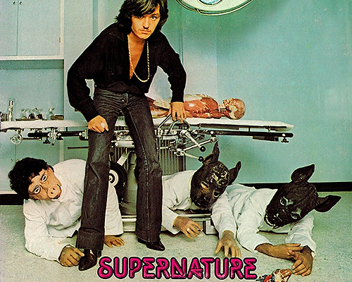 CERRONE - SUPERNATURE - synth-wave - disco hit